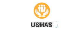 logo de USHAS – Vernoux en Vivarais